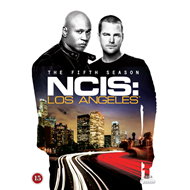 NCIS: Los Angeles - Sesong 5 (DVD)
