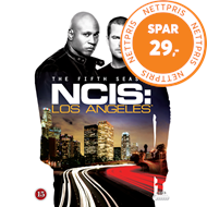Produktbilde for NCIS: Los Angeles - Sesong 5 (DVD)