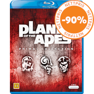 Produktbilde for Planet Of The Apes - Primal Collection (BLU-RAY)