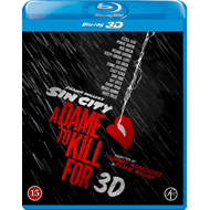 Sin City 2 - A Dame To Kill For (Blu-ray 3D)