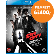 Produktbilde for Sin City 2 - A Dame To Kill For (BLU-RAY)