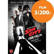 Produktbilde for Sin City 2 - A Dame To Kill For (DVD)