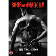Sons Of Anarchy - Sesong 7 (DVD)