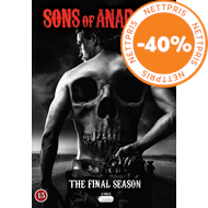 Produktbilde for Sons Of Anarchy - Sesong 7 (DVD)