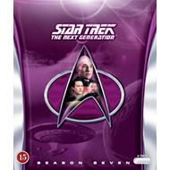 Star Trek - The Next Generation - Sesong 7 (BLU-RAY)