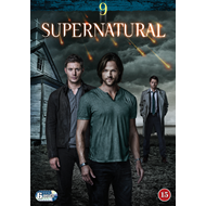 Supernatural - Sesong 9 (DVD)