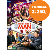 Produktbilde for Think Like A Man Too (DVD)