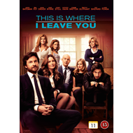 This Is Where I Leave You (DVD)