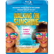 Walking On Sunshine (UK-import) (BLU-RAY)
