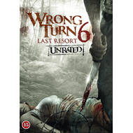Wrong Turn 6: Last Resort (DVD)