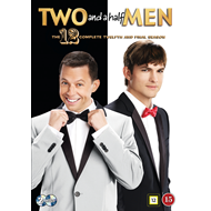 Two And A Half Men - Sesong 12 (DVD)