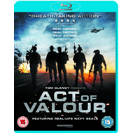 Act Of Valour (UK-import) (BLU-RAY)