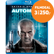 Produktbilde for Automata (BLU-RAY)