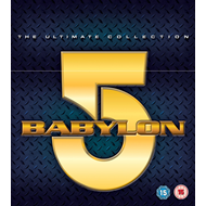 Babylon 5 - The Complete Series (UK-import) (DVD)
