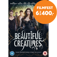 Produktbilde for Beautiful Creatures (UK-import) (DVD)