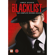 The Blacklist - Sesong 2 (DVD)