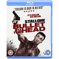 Bullet To The Head (UK-import) (BLU-RAY)