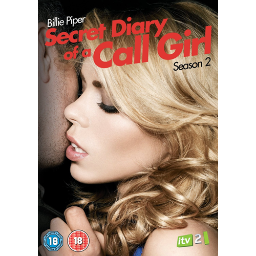 The Secret Diary Of A Call Girl - Sesong 2 (UK-import) (DVD)