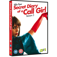 The Secret Diary Of A Call Girl - Sesong 3 (UK-import) (DVD)