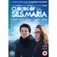 The Clouds Of Sils Maria (UK-import) (DVD)