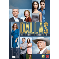 Produktbilde for Dallas - Den Komplette Serien (DVD)