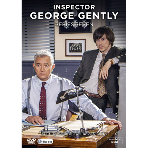 Inspector George Gently - Sesong 7 (UK-import) (DVD)