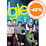 Produktbilde for Glee - Sesong 6 (DVD)