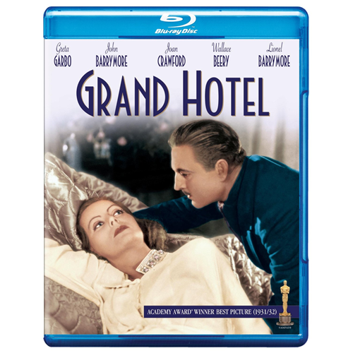 Grand Hotel - Steelbook Edition (UK-import) (BLU-RAY)