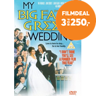 Produktbilde for Mitt Store Fete Greske Bryllup (UK-import) (DVD)