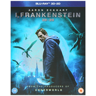 I, Frankenstein (UK-import) (Blu-ray 3D + Blu-ray)
