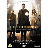 The Illusionist (UK-import) (DVD)