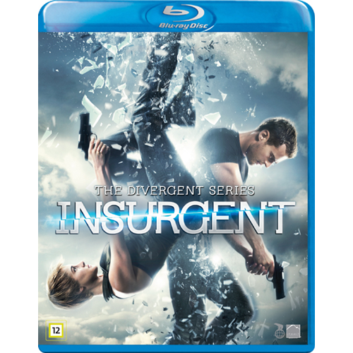 The Divergent Series: Insurgent (BLU-RAY)