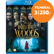 Produktbilde for Into The Woods (BLU-RAY)