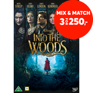 Produktbilde for Into The Woods (DVD)