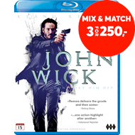 Produktbilde for John Wick (BLU-RAY)