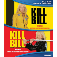 Kill Bill - Vol. 1 & 2 (BLU-RAY)