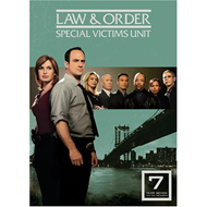 Law & Order: Special Victims Unit - Sesong 7 (DVD - SONE 1)