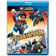LEGO Justice League Vs. Legion Of Doom (BLU-RAY)