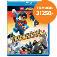 Produktbilde for LEGO Justice League Vs. Legion Of Doom (BLU-RAY)