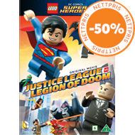 Produktbilde for LEGO Justice League Vs. Legion Of Doom (DVD)