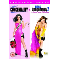 Miss Undercover / Miss Undercover 2 (UK-import) (DVD)