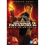 National Treasure 2 - Book Of Secrets (UK-import) (DVD)