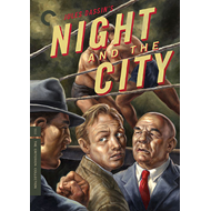 Night And The City - Criterion Collection (DVD - SONE 1)