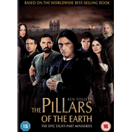 Stormenes Tid - The Pillars Of The Earth (DVD)