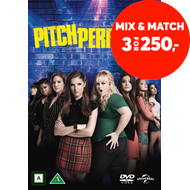 Produktbilde for Pitch Perfect 2 (DVD)