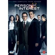 Person Of Interest - Sesong 3 (DVD)