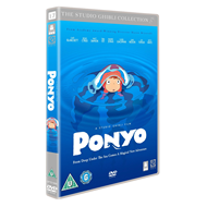 Ponyo - Special Edition (UK-import) (DVD)
