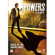 Powers - Sesong 1 (DVD)