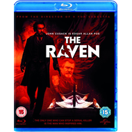 The Raven (UK-import) (BLU-RAY)