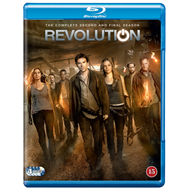 Revolution - Sesong 2 (BLU-RAY)